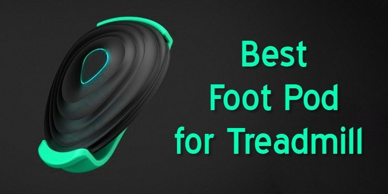 best foot pods for treadmills