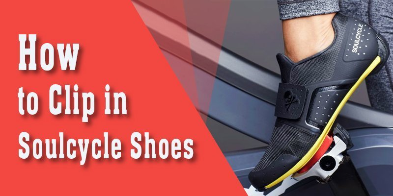 how to clip in SoulCycle shoes