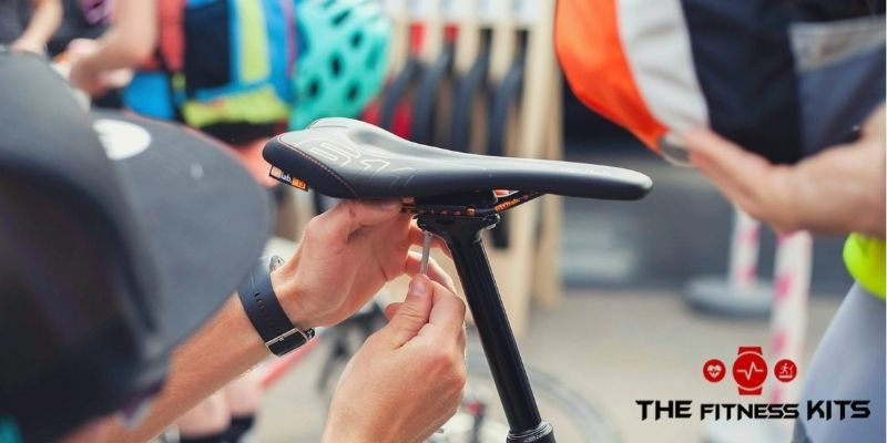 How to Fix the Saddle by Yourself