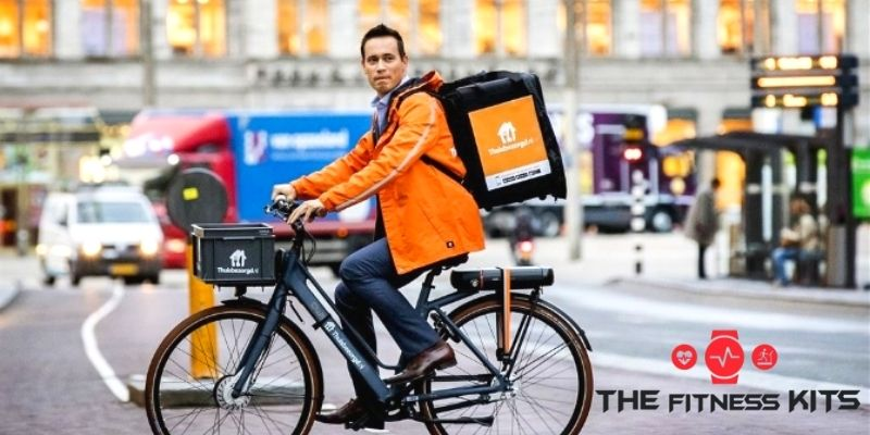 Bike for Food Delivery