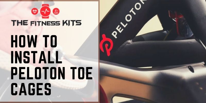 How to Install Peloton Toe Cages